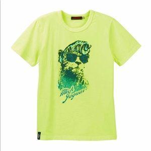 🔥🔥CATIMINI graphic t-shirt. Bright neon color.